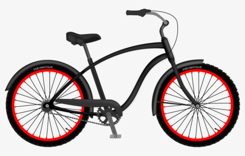 Free Bike Clip Art with No Background.