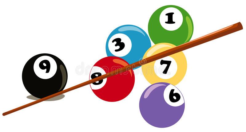 Billiards clipart pool ball.