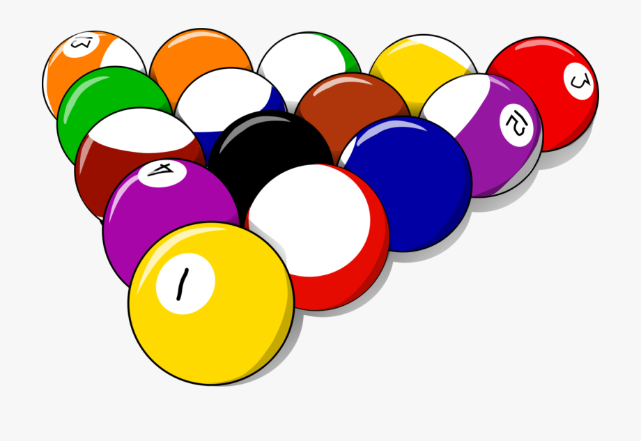 Pool Ball Clipart.