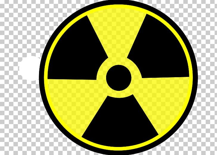 Radioactive Decay Symbol Sign Radioactive Waste PNG, Clipart.