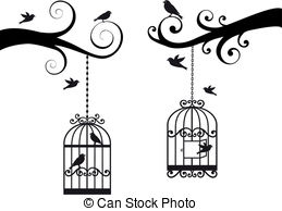 Bird cage Illustrations and Clip Art. 5,167 Bird cage royalty free.
