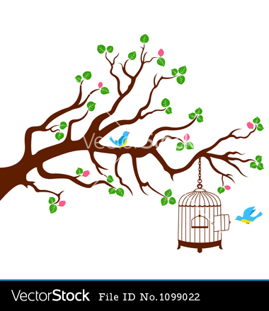 Free Bird Cage Clipart & Free Clip Art Images #29170.