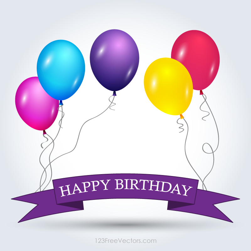 Happy Birthday Banner Template Free.