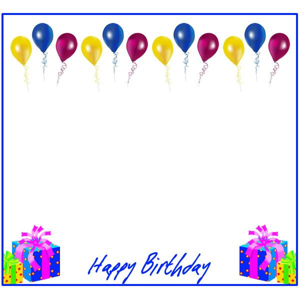 Birthday Borders For Microsoft Word Group with 70+ items.