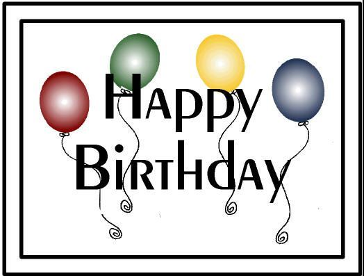 Free birthday clipart for men 2 » Clipart Portal.