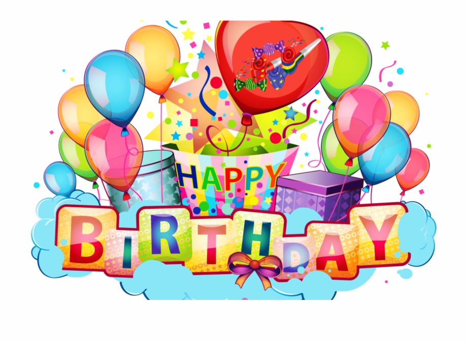 Happy Birthday Clipart Zellox.