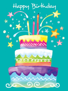 Free Happy Birthday Clipart For Women.