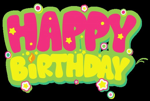 Download Free png Free birthday clipart to copy.