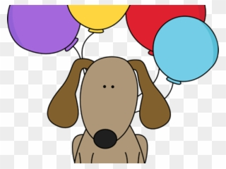Free PNG Dog Birthday Clipart Clip Art Download.