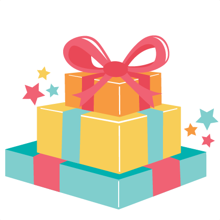 Birthday Gift Clipart Png.