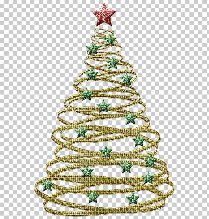 Christmas Tree Black And White Christmas Ornament PNG.