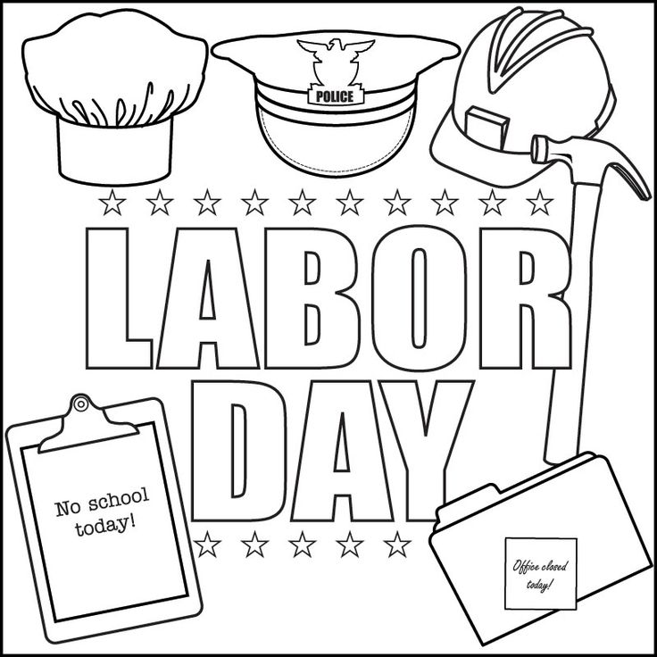 Free Free Labor Day Clip Art with No Background - ClipartKey