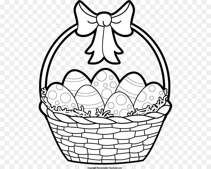 Download easter black and white clipart Easter Bunny Lent.