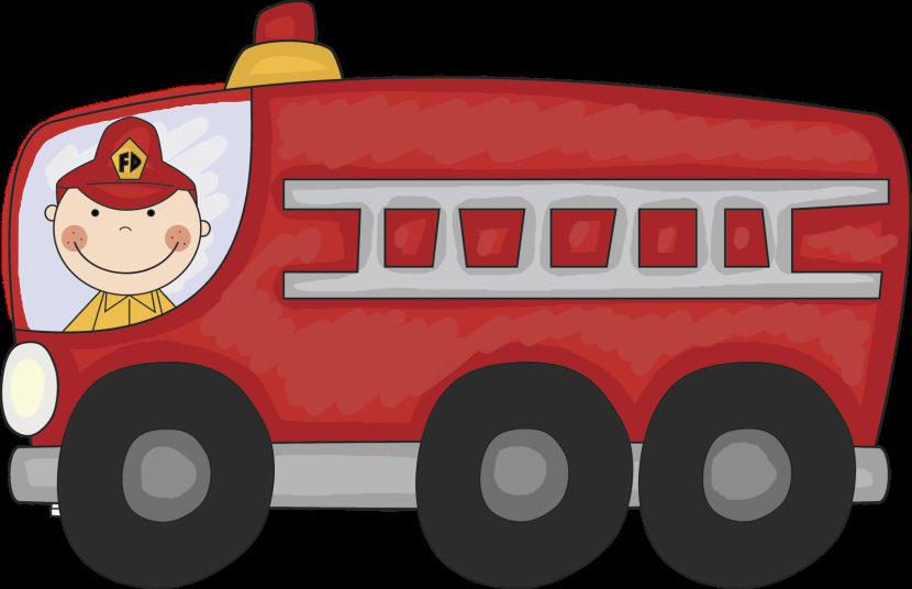 Best Firetruck Clipart #20905.