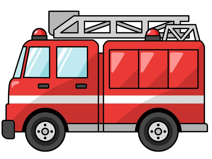 Fire truck clipart google search education fire.