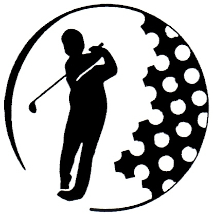 Free Golf Clipart Black And White.