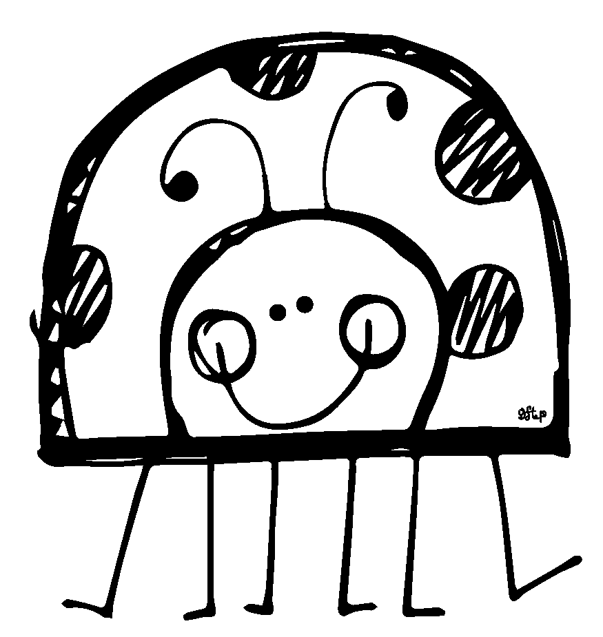 free black and white ladybug clipart 20 free Cliparts ...