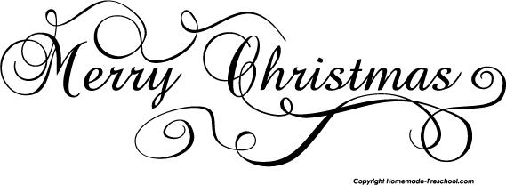 Free Religious Christmas Clipart Black And White.