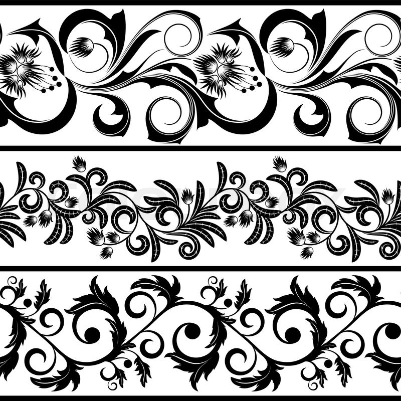 lace stencil patterns.