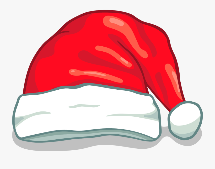 Black Christmas Hat Png , Free Transparent Clipart.