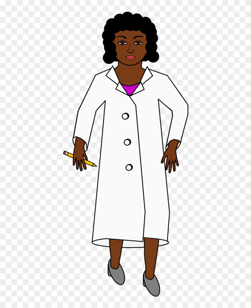 Black Woman,chemist,female,lab.