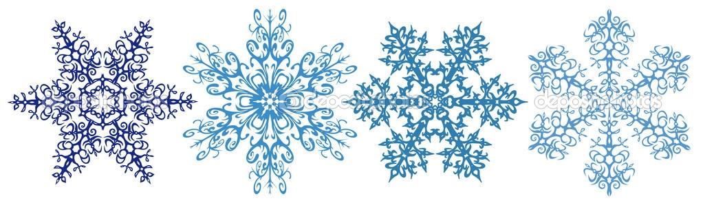 Free Blue Snowflake Cliparts, Download Free Clip Art, Free Clip Art.
