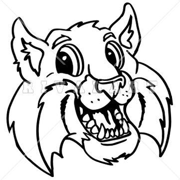 Bobcat Clip Art & Bobcat Clip Art Clip Art Images.