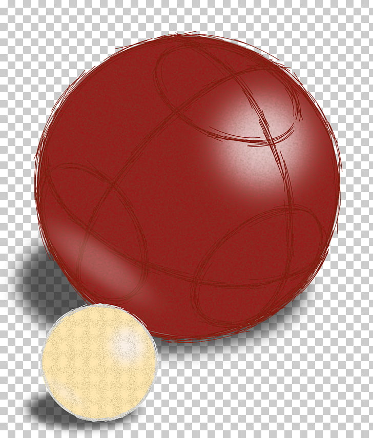 Bocce Ball Bowling pin Boules, ball PNG clipart.