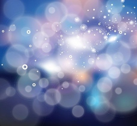Free Free Vector Bokeh Abstract Light Backgrounds Clipart.