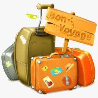Bon Voyage Png.