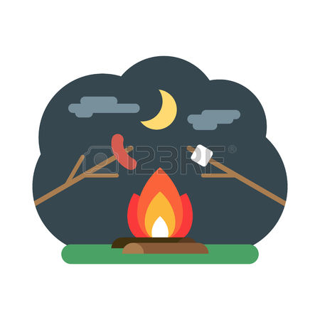 1,884 Bonfire Night Cliparts, Stock Vector And Royalty Free.
