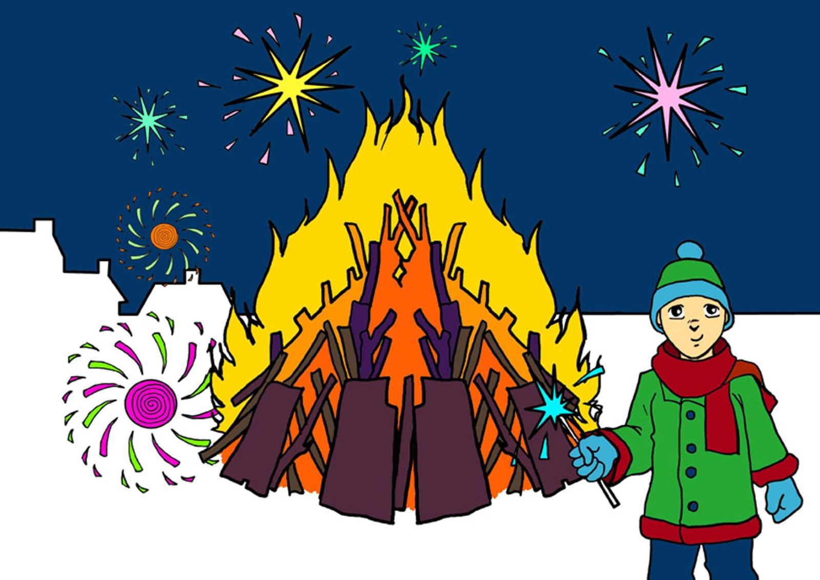 Archived Themes Bonfire Night