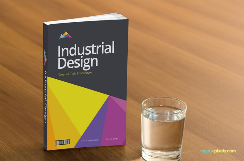 15 Useful and Realistic Book Mockup PSD Downloads (Free).