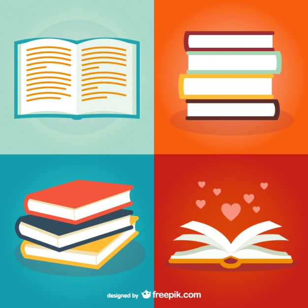 Books Vectors, Photos and PSD files.