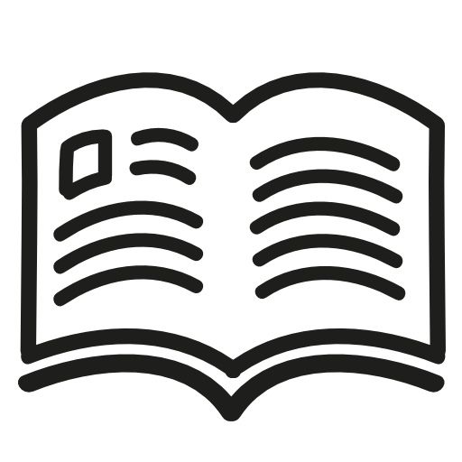 Open Book Png Icon #123389.