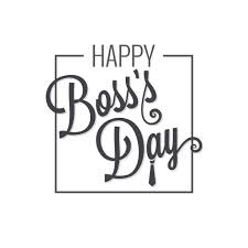 Bosses Day Clipart.