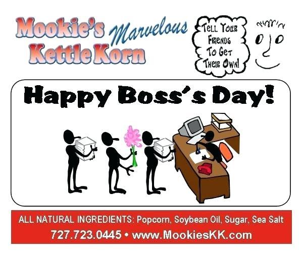 Bosss Day Clip Art Happy Bosses 2018 Free.