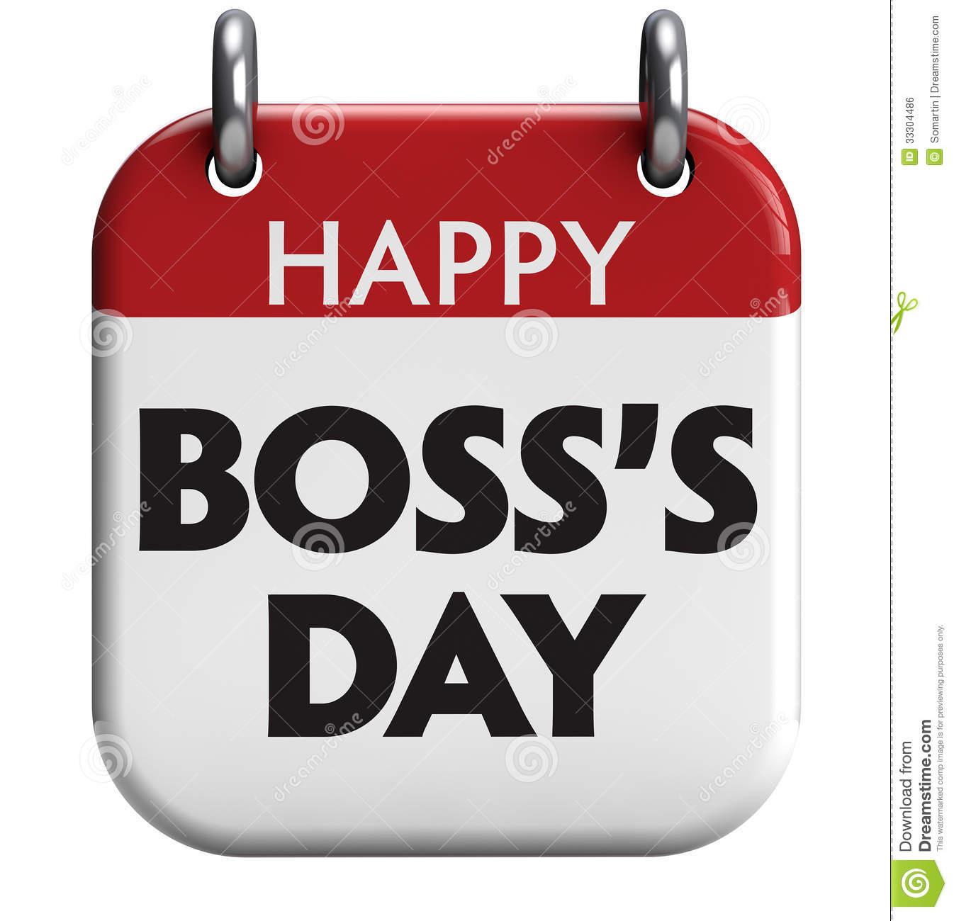62+ Boss Day Clip Art.