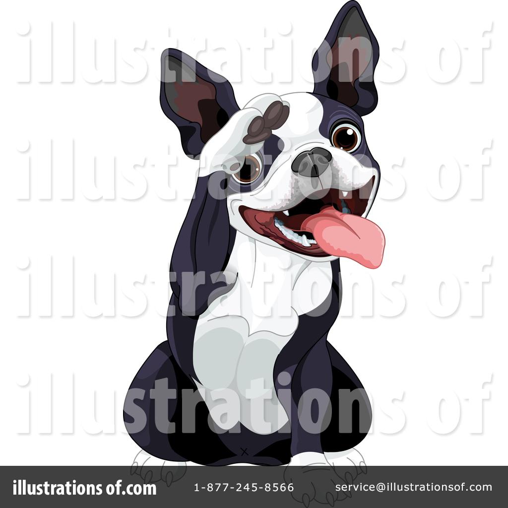 Boston Terrier Clipart #1363751.
