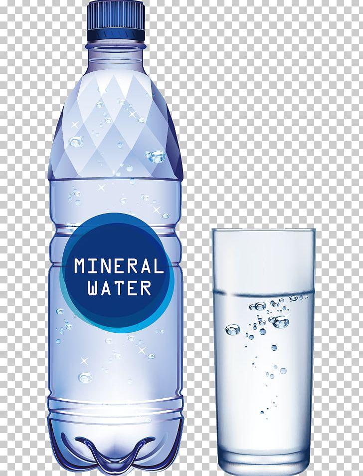 Bottled Water Water Bottle Mineral Water PNG, Clipart, Bottle.