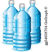 Free bottled water clipart » Clipart Portal.