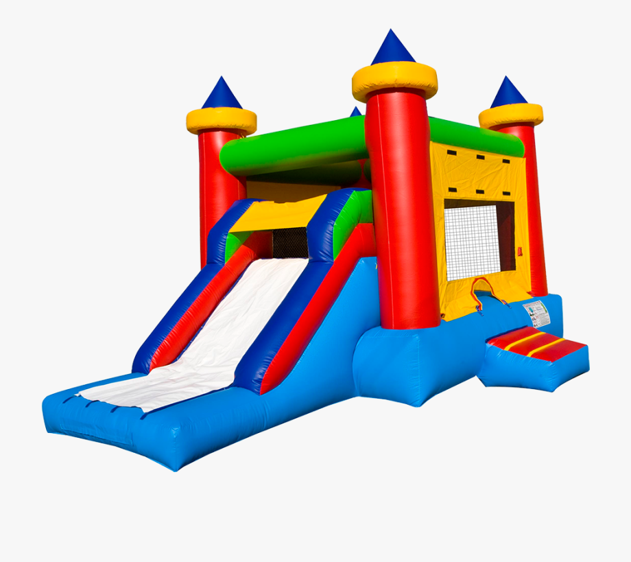Bouncy House Clip Art.