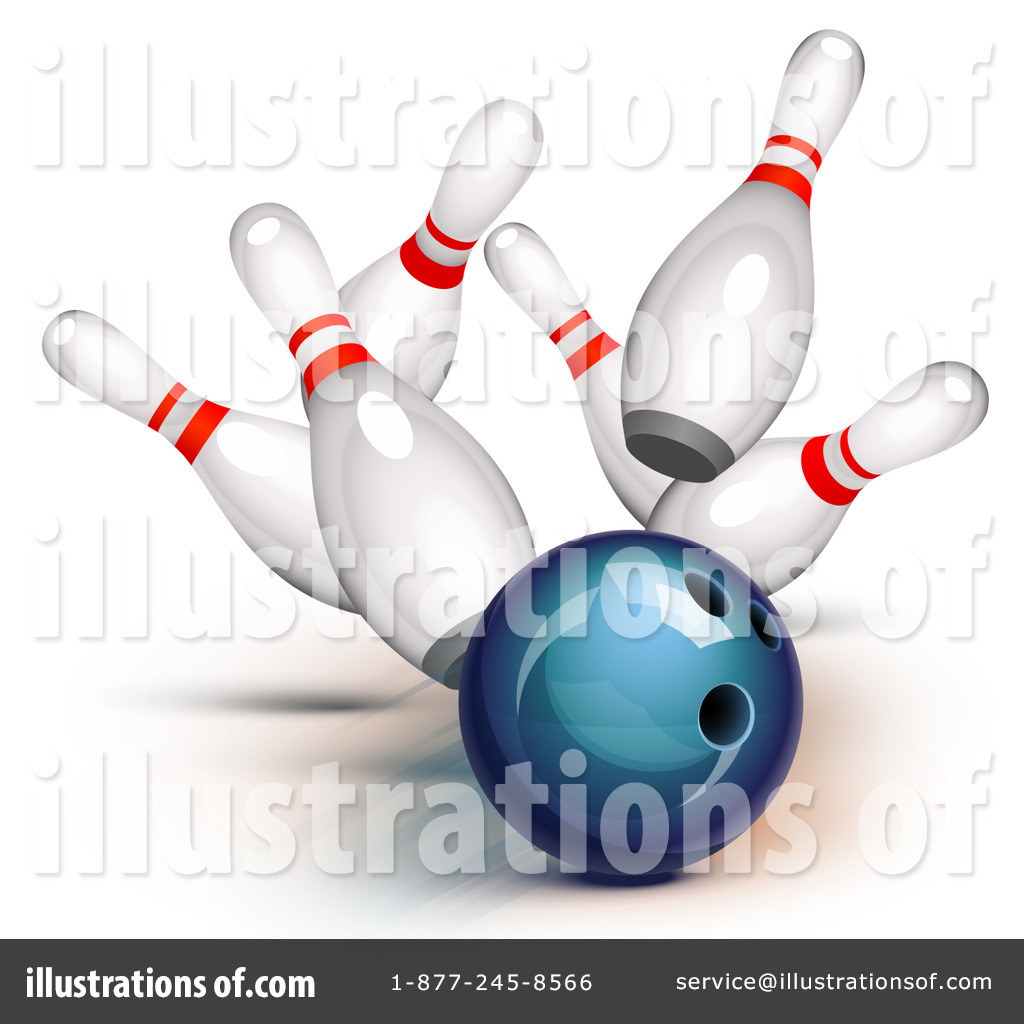 Bowling Clipart #1097803.