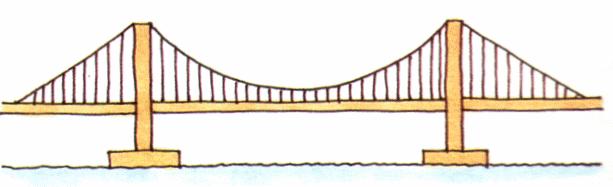Bridge clipart brigde, Bridge brigde Transparent FREE for.