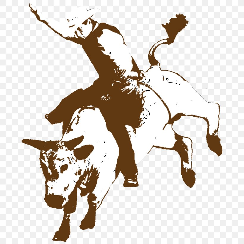 Rodeo Cowboy Bucking Bull Bull Riding, PNG, 1025x1025px.