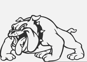 High Resolution Bulldog Clipart.