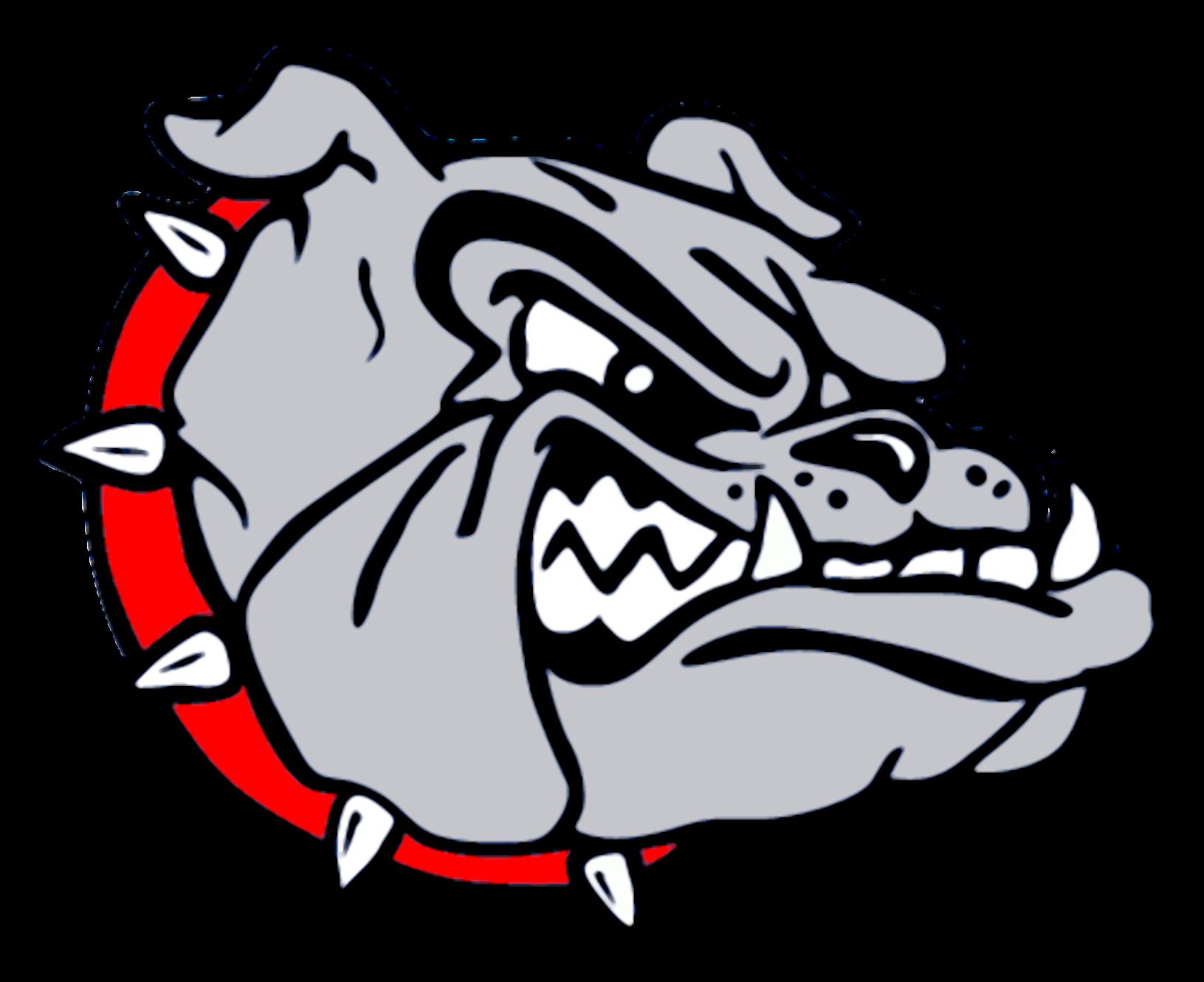 Bulldog Logos Clip Art N3 free image.