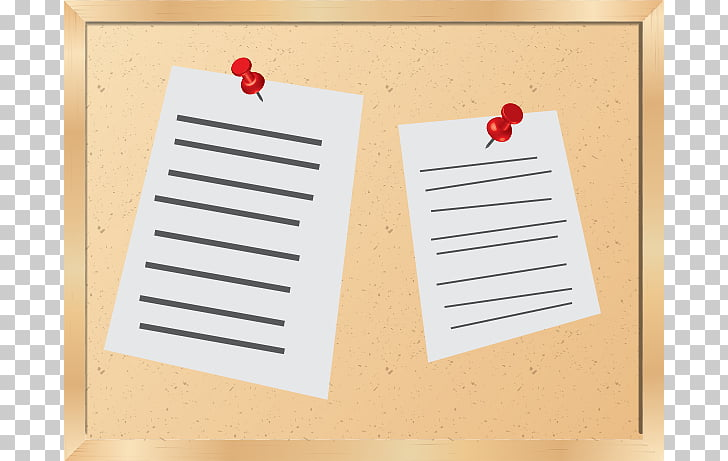 Bulletin board Free content , Bulletin s PNG clipart.