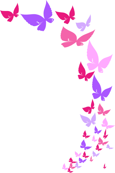Butterfly Border Clipart & Butterfly Border Clip Art Images.
