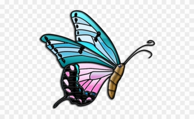 free butterfly , Free clipart download.